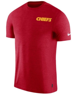 Nike Men's Kansas City Chiefs Coaches T-Shirt