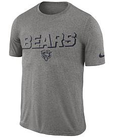 Nike Men's Chicago Bears Legend Lift Reveal T-Shirt