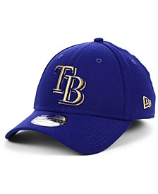 Tampa Bay Rays Flag Patch 39THIRTY Cap