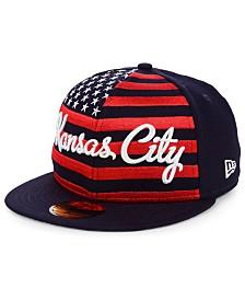 New Era Kansas City Royals Retro Big Flag 59FIFTY Cap