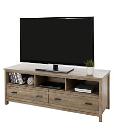 South Shore Exhibit TV Stand