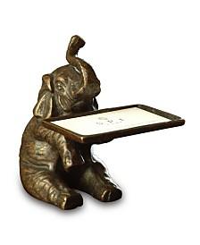 SPI Home Elephant Card Holder