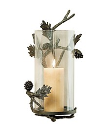 Home Pinecone Sconce