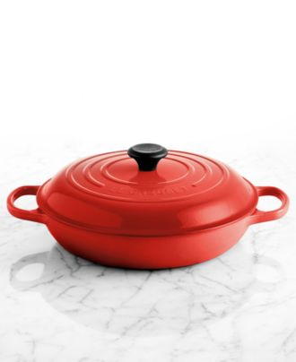Le Creuset Signature Enameled Cast Iron 3.5 Qt. Braiser