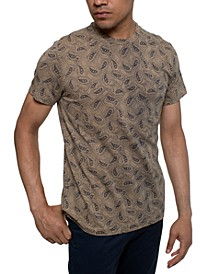 Men's Paisley Graphic T-Shirt