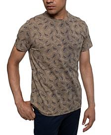 Men's Paisley Graphic T-Shirt