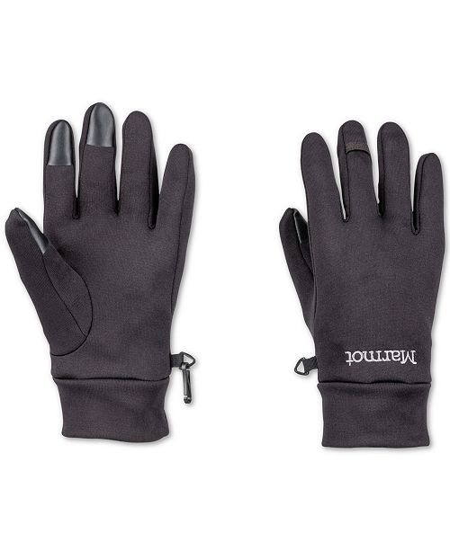 Marmot Men's Power Stretch Connect Glove