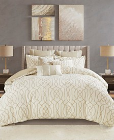 Madison Park Signature Clarity King 9-Pc. Comforter Set