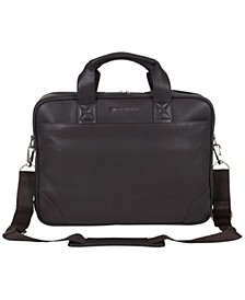 "Karino Leather 15"" Computer Case Bag"