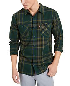 Men's Malden Plaid Shirt