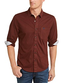 Docker® Men's Alpha Ultimate Slim-Fit Smart 360 Flex™ Stretch Shirt