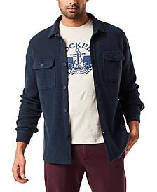 Men's Alpha Logo Graphic T-Shirt