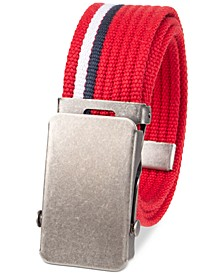 Big Boys Stripe Belt