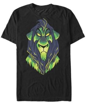 Scar Portrait Short Sleeve T-Shirt