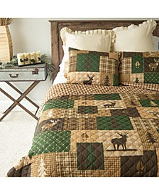 Green Forest Quilt Collection