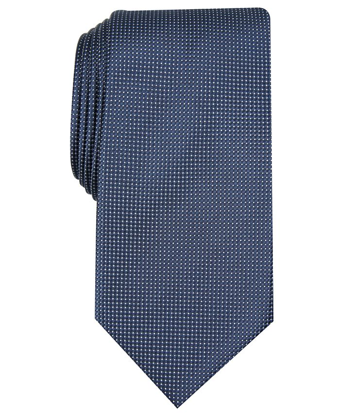 Club Room - Men's Classic Neat Dot Tie