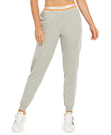Women's Neon Jogger Sleep Pants