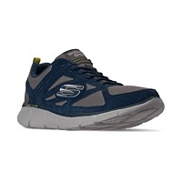 Macys deals on Skechers Mens Equalizer Ezdez Training Sneakers
