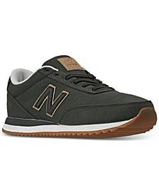 Men's 501 Canvas Gum Casual Sneakers from Finish Line