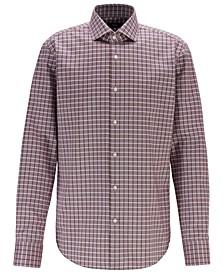 BOSS Men's Gordon Regular-Fit Fresh Active Cotton Shirt