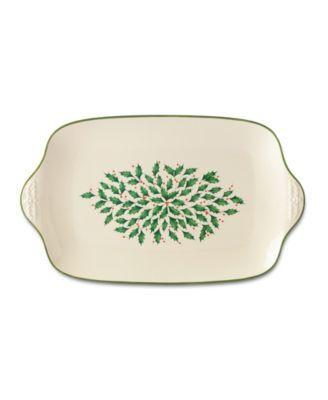 Holiday Large Serving Platter