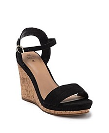 Acaviel Wedge Sandals