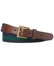 Polo Ralph Lauren Men's Elastic Belt