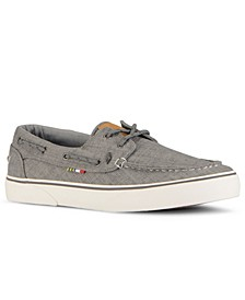 Men's Gulf Linen Boat Shoe