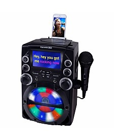 "Karaoke USA CDG Karaoke System with 4.3"" Color TFT Screen"