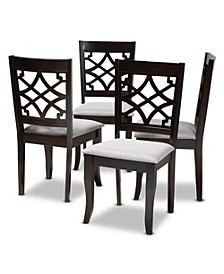Mael Dining Chair, Set of 4