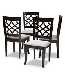 Mael Dining Chair, Quick Ship (Set of 4)