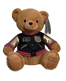 Toy Plush Anniversary Bear 12inch with Aviation Jacket 2019