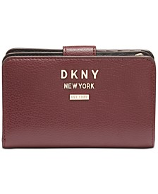 Whitney Leather Carryall Wallet, Created for Macy's