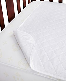 Waterproof Crib Mattress Protector Pad