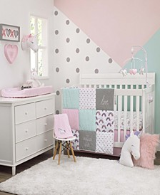 Unicorn Snuggles Nursery Collection