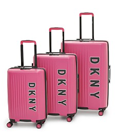 DKNY Blaze Hardside Luggage Collection