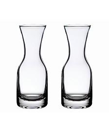 Lillian Rose Wine Carafes, Set of 2
