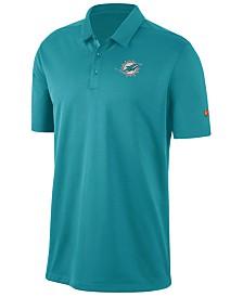 Nike Men's Miami Dolphins Franchise Polo