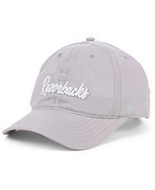 Women's Arkansas Razorbacks Ante Script Strapback Cap