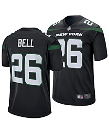 Men's Le'Veon Bell New York Jets Game Jersey