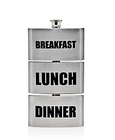 Godinger Triple Flask