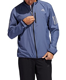 Men's Own The Run Water-Repellent Jacket