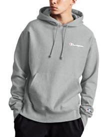 Champion Men's Reverse Weave Logo Hoodie