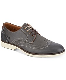 Men's Maxwell Wingtip Oxfords