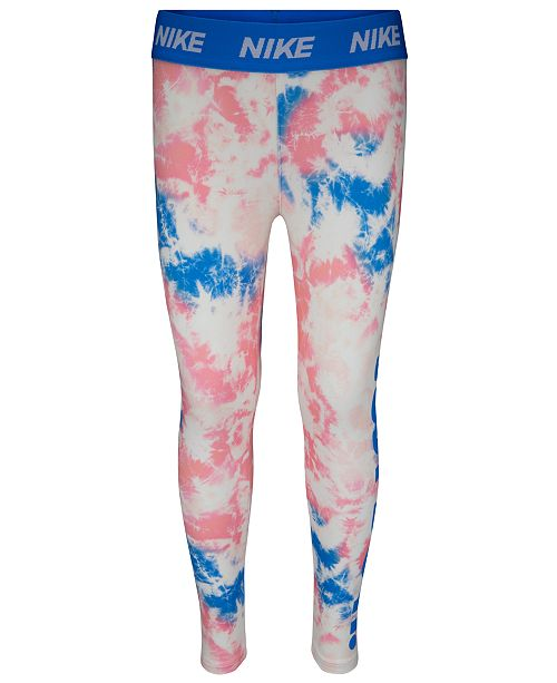 elegant shoes undefeated x factory authentic Toddler Girls Tie-Dyed Leggings