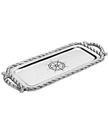 Nautical Long Bread Tray