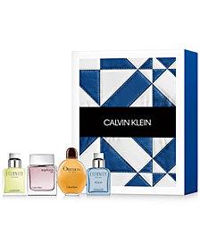 Calvin Klein Men's 4-Pc. Eau de Toilette Gift Set