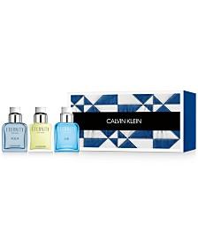 Calvin Klein Men's 3-Pc. Eternity Gift Set