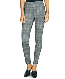 Grease Plaid Leggings
