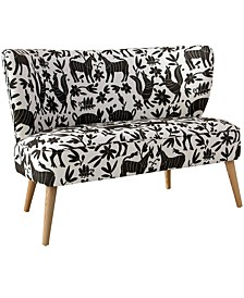Parker Armless Love Seat